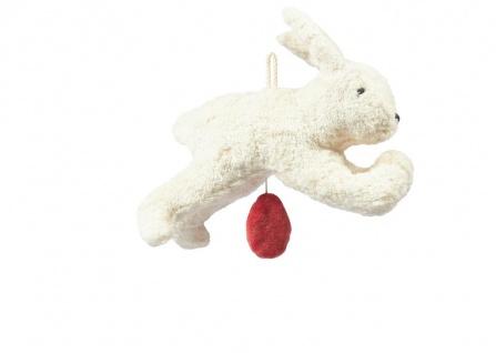 SENGER Y21503 - Spieluhr Hase
