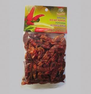 EFROSINI SPICES 033108 - Gewürz Peperoni 30g ganz, getrocknet von Kreta, 100% Natur organic