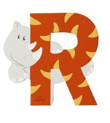 Sevi 81618 - Buchstabe Rhinozeros R