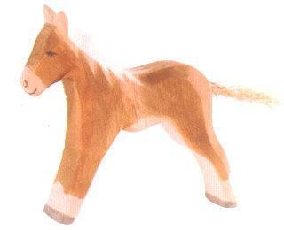 Ostheimer 11115 - Pferd Haflinger Fohlen