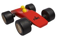 Nic 2412 - Flitzer, rot - Vorschau