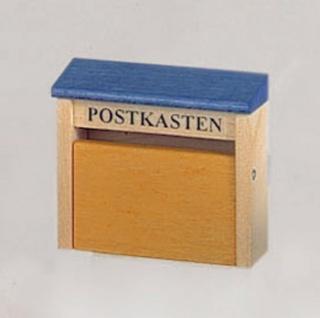 Bodo Hennig 26842 - Briefkasten für Puppenstube