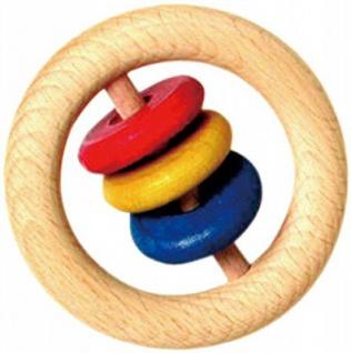 GLÜCKSKÄFER 520059 - Babyscheiben klein, Greifling - Vorschau
