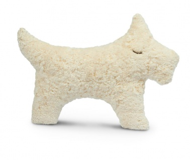 SENGER Y21405 - Tierkissen Hund (vegan)