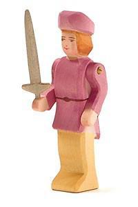Ostheimer 27910 - Edelmann mit Schwert lang