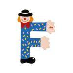 Sevi 81062 - Buchstabe Clown F 2006