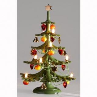 Bodo Hennig 26892 - Christbaum mit Beleuchtung 3, 5V für Puppenstube