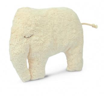 SENGER Y21401 - Tierkissen Elefant (vegan)