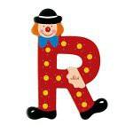 Sevi 81074 - Buchstabe Clown R 2006