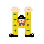 Sevi 81064 - Buchstabe Clown H 2006 - Vorschau