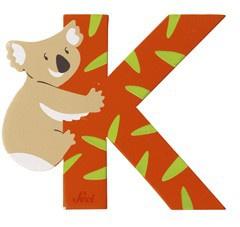 Sevi 81611 - Buchstabe Koala K
