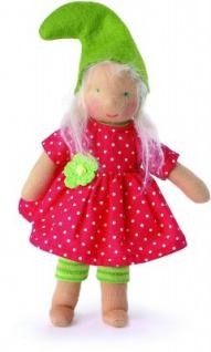 Käthe Kruse 38450 - Waldorf Gartenelfe Pimpernells Puppe