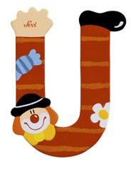 Sevi 81757 - Buchstabe Clown U