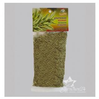 EFROSINI SPICES 033063 - Gewürz Rosmarin getrocknet 30gr Kreta, 100% Natur organic