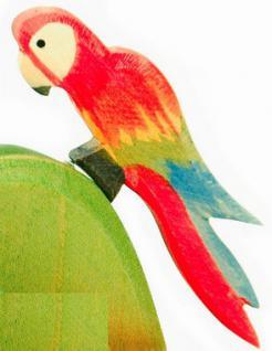 Ostheimer 21403 - Papagei bunt