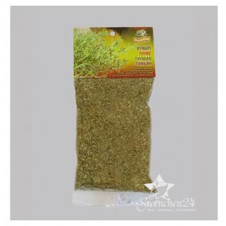 EFROSINI SPICES 033057 - Gewürz Thymian getrocknet 30gr Kreta, 100% Natur organic