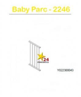 GEUTHER Y022300043 Ersatzteil für Baby Parc 2246