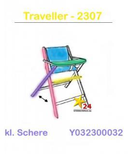 GEUTHER Y032300032 Ersatzteil für Traveller 2307