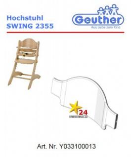 GEUTHER Y033100013 Ersatzteil für Hochstuhl SWING 2355