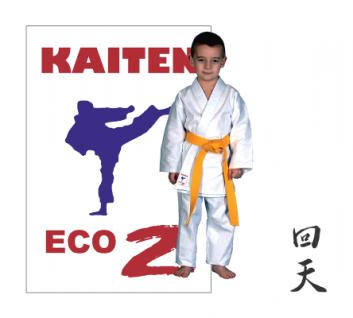 KAITEN Karateanzug Eco 7oz 170 Einsteiger-Gi