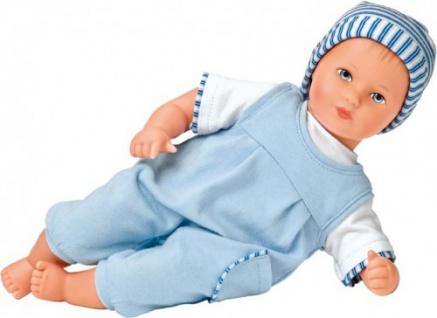 Käthe Kruse 36605 - Puppe Mini Bambina Linus - Vorschau