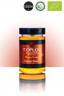 "SI-MEL SAVIDAKIS 12505 - Premium Organic-Honig "" Toplou"" 400gr von Sitia Kreta"