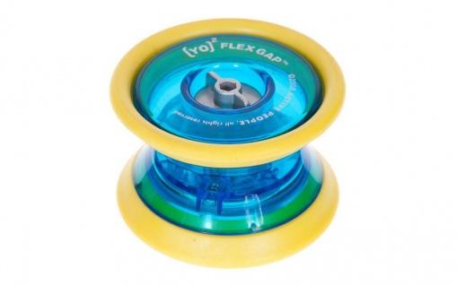 Active People 50305 - [YO]² FLEXGAP YOYO blau/gelb