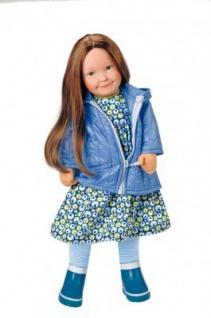 Käthe Kruse 54653 - Puppe Lolle Frida, 54cm