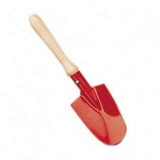 GLÜCKSKÄFER 535114 - Schäufelchen rund 22cm, rot
