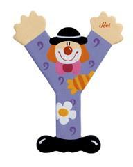 Sevi 81761 - Buchstabe Clown Y
