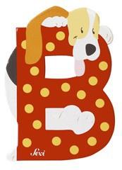 Sevi 81602 - Buchstabe Basset (Hund) B