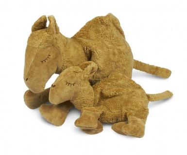 SENGER Y21003 - Kuscheltier Kamel groß, Wärmekissen