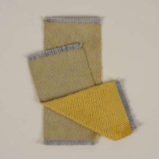 Abfalleimer rot und gelb Puppenhaus  Bodo Hennig 26804 Puppenstuben & -häuser