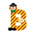 Sevi 81058 - Buchstabe Clown B 2006