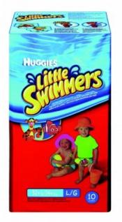 """Huggies Einmal-Schwimmwindel """" Little Swimmers"""" für Babys und Kinder Gr. L, ab 14kg"""