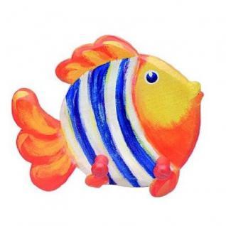 Kinderkram 5520132 - Garderobe Fisch klein (2 Haken)