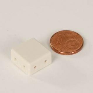 Bodo Hennig 46388.6 - Verteiler (1 Stück), Elektrikzubehör für Puppenstube