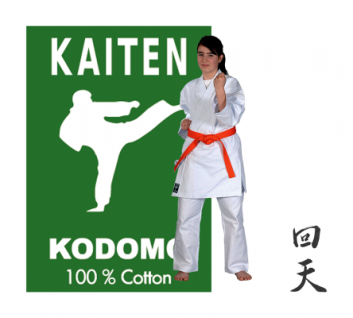 KAITEN Karateanzug KODOMO 9oz 150 Einsteiger-Gi
