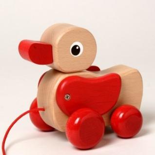 Walter 63780 - Quak-Wack natur, Nachziehspielzeug
