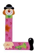 Sevi 81748 - Buchstabe Clown L