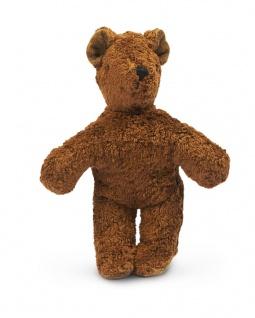 SENGER Y21904 - Tierpuppen-Baby Bär braun 20cm, 100% Natur