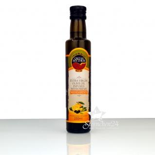 CRETAN MYTHOS 03122 - Extra Natives Olivenöl mit Mandarine 250ml von Chania Kreta