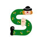 Sevi 81075 - Buchstabe Clown S 2006