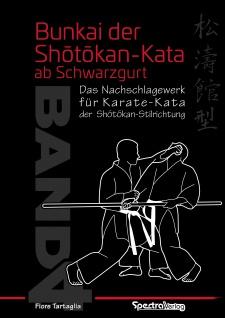SPECTRA VERLAG Bunkai der Shôtôkan-Kata ab Schwarzgurt / Band 4