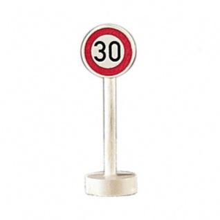 GLÜCKSKÄFER 525523 - Verkehrszeichen - Zulässige Höchstgeschwindigkeit 30