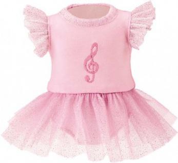 Käthe Kruse 30606 - Puppen Bekleidung - Ballerina Kleid, 30-33 cm