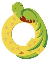 Sevi 81617 - Buchstabe Quetzal Q