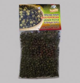 EFROSINI SPICES 033103 - Griechisches Gewürz Grüne Pfefferkörner 40gr von KRETA