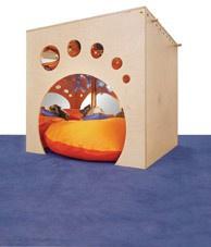 ERZI 51200 - Spiegelwürfel playcube