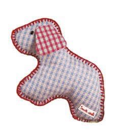 Käthe Kruse 78363 - Klassik Luckies Greifling Hund